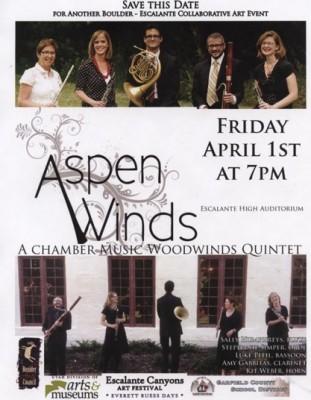 Aspen Winds Concert