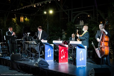 Family Night Series: Ted Calcara Sextet, Big Band Swing Era