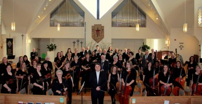 Wasatch Community Symphony Orchestra May Concert