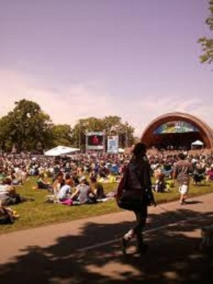 Amazing Earthfest Parad of Parks