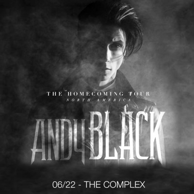 Andy Black @ The Complex