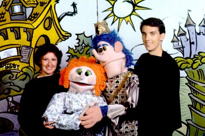 Children's Matinee Series: Princess & the Pea, Puppet Players, Life Sized Puppets