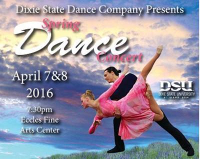 DSU Spring Dance Concert