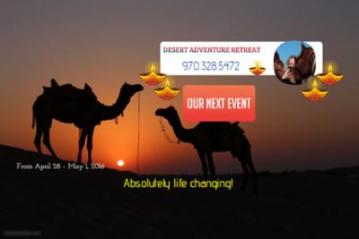 Desert Adventure Retreat