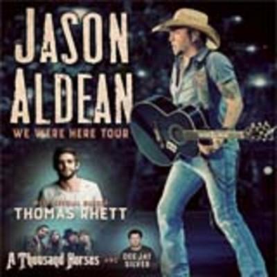 Jason Aldean - We Were Here Tour