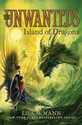 Lisa McMann: Island of Dragons