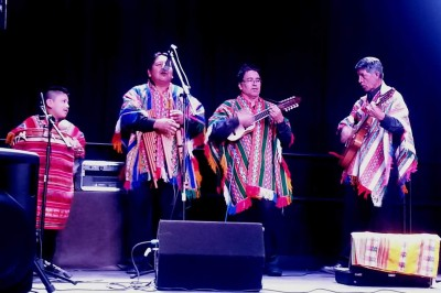 Lunch Concert Series: Chaskis, Music of the Andes