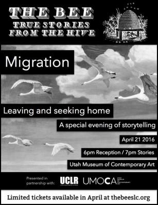 Migration: Presented with The Bee and Utah Coalition of La Raza