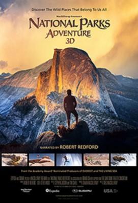 National Parks Adventure 3D
