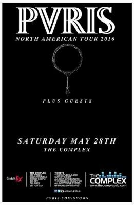 PVRIS: North American Headline Tour Plus Guests