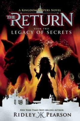 Ridley Pearson: The Kingdom Keepers: The Return