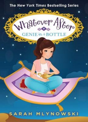 Sarah Mlynowski and Shannon Hale: Whatever After #9
