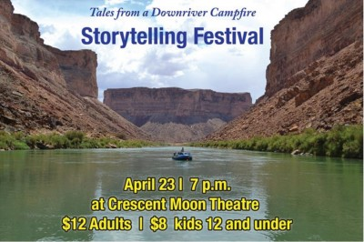 Tales from a Downriver Campfire: Storytelling Festival