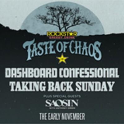 The Rockstar Taste Of Chaos Tour