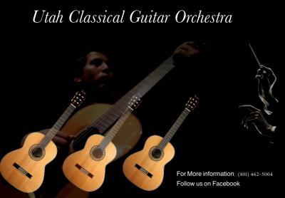 Utah Classical Guitar Orchestra and Tablado Dance