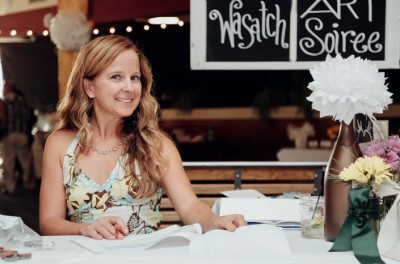 Call for Artists and Chefs for Wasatch Art Soiree