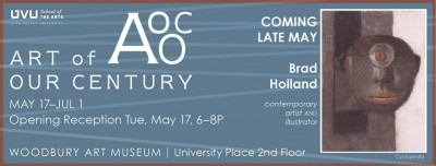 Opening Reception: Art of Our Century 2016