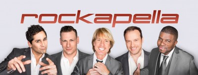 Acappella Supershow featuring Rockapella and special guests Voice Male and Utah Valley University's VoiceLine
