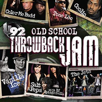 Old School Throwback Jam