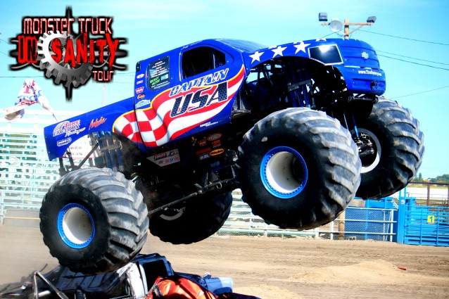 Monster Truck Insanity Tour In Parowan Live A Little Productions At Iron County Fairgrounds Parowan Ut Festivals Special Events