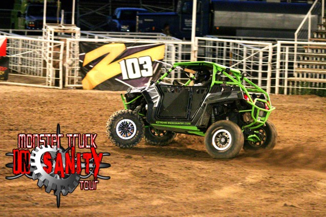 Monster truck insanity tour in tremonton presented by live for Heritage motors brigham city utah