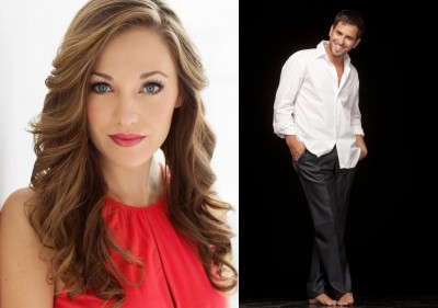 Laura Osnes and Mark Masri with the Utah Valley Symphony