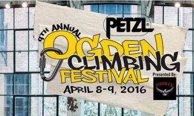 Petzl Ogden Climbing Festival