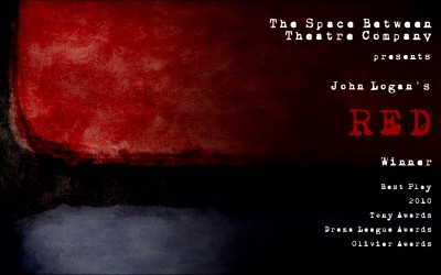 """RED"" by John Logan!"