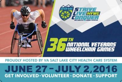 36th Annual National Veterans Wheelchair Games