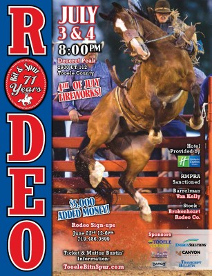 71st Annual Bit n' Spur 4th of July Rodeo