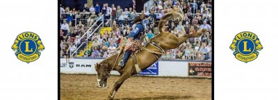 81st Annual St. George Lions Dixie Round-up Rodeo