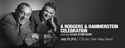 A Rodgers and Hammerstein Celebration and Singalong