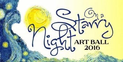 Art Ball: On A Starry Night