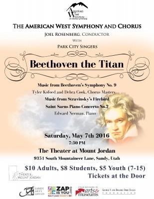 Beethoven the Titan
