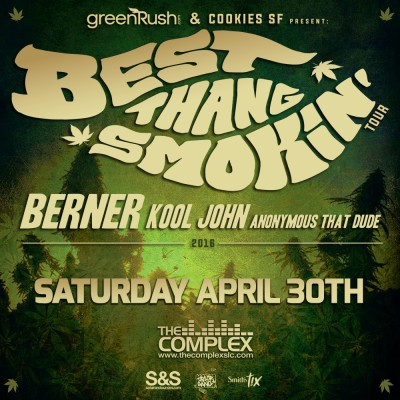 Berner @ The Complex