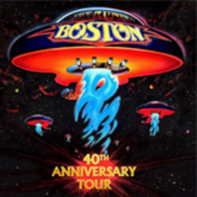 Boston - 40th Anniversary Tour