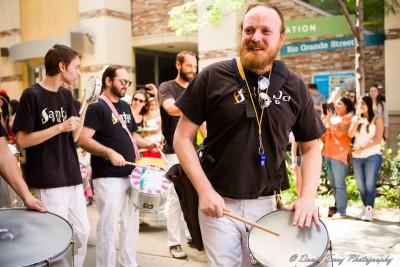 Brazilian Drum Workshop
