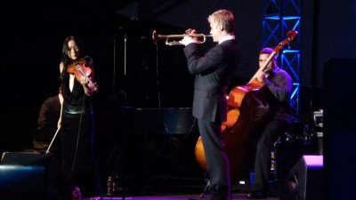 Chris Botti with Lucia Micarelli