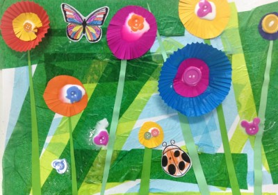 Collage Creations for Tots
