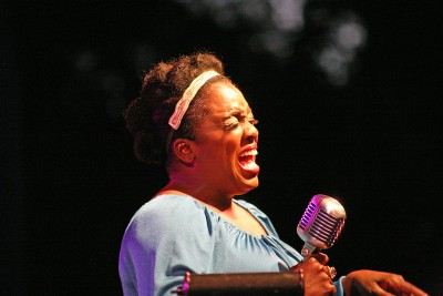 Sunday Concert Series: Dee-Dee Darby-Duffin