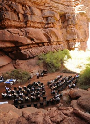Grotto Concert I, II, III
