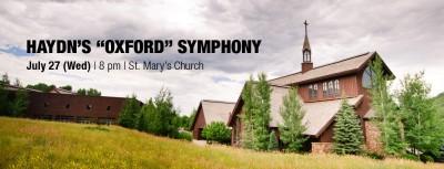Haydn's Oxford Symphony
