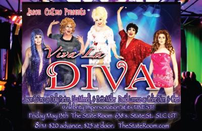 Jason CoZmo Presents Viva La Diva