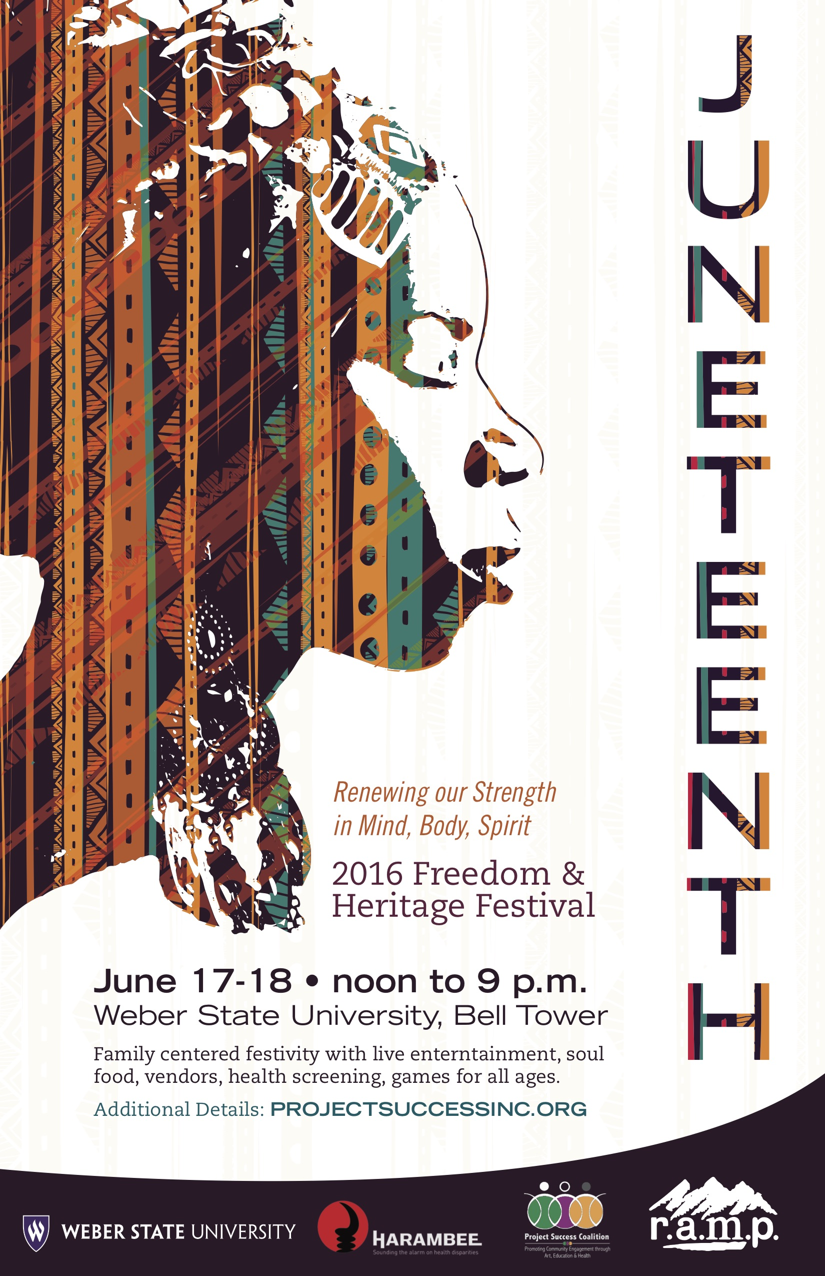 Juneteenth Freedom & Heritage Festival presented by