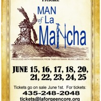 LaForge Encore Theatre Presents Man of LaMancha