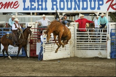 Lehi Round Up Celebration