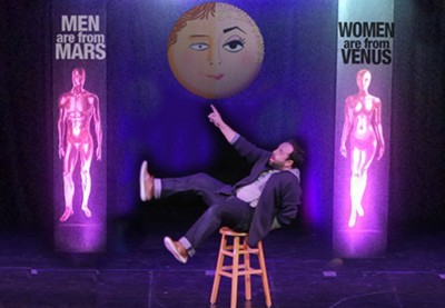 Men Are From Mars, Women Are From Venus – LIVE!