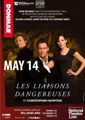 National Theatre Live Les Liaisons Dangereuses