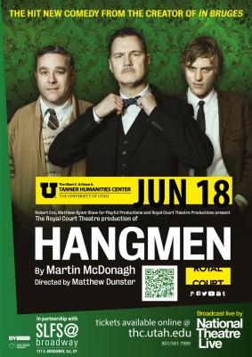 National Theatre Live Hangmen