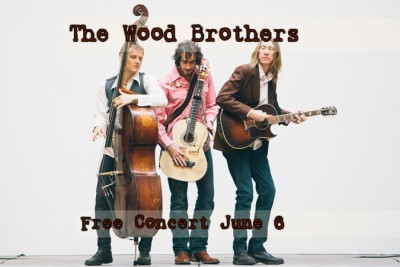 OFOAM presents: The Wood Brothers Community Outreach Concert